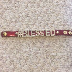 BCBG #blessed bracelet